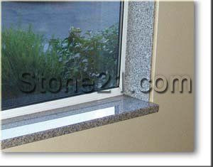 Grey granite window sills 011