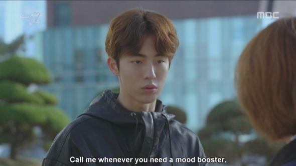 Jinjja! I wish i could Weightlifting Fairy Kim Bok Joo! lol what I tell my friends.