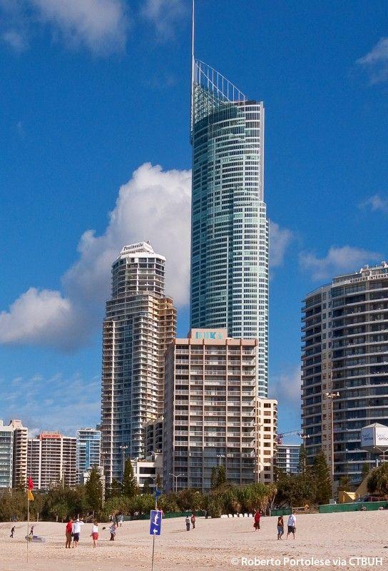 Q1 Tower -                  The Skyscraper Center