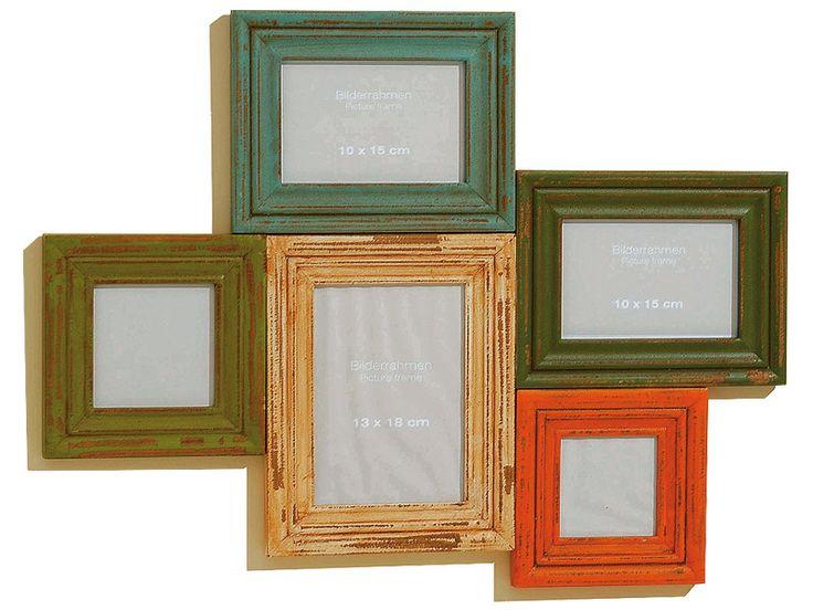 Doar acum găseşti în gama noastră de decoraţiuni interioare rama foto multiplă model Family, având 5 rame foto din MDF de culori şi dimensiuni diferite după cum urmează 2x10x15cm, 1x13x18cm, 2x10x10cm.