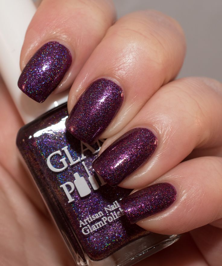 Lacky Corner: Reader's Choice - Glam Polish Fruit Of The Poisonous Tree