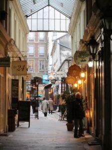 Paris alley behind Le Procope is one of my favorite hidden spots in Paris. #travel #history #paris