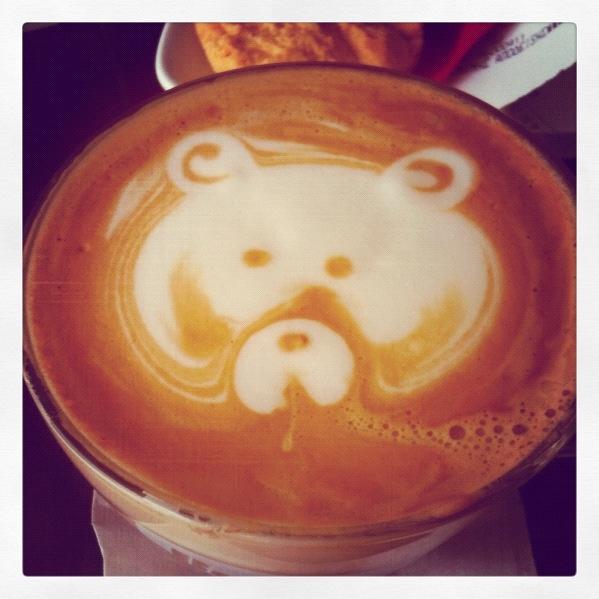 oh look, a bear