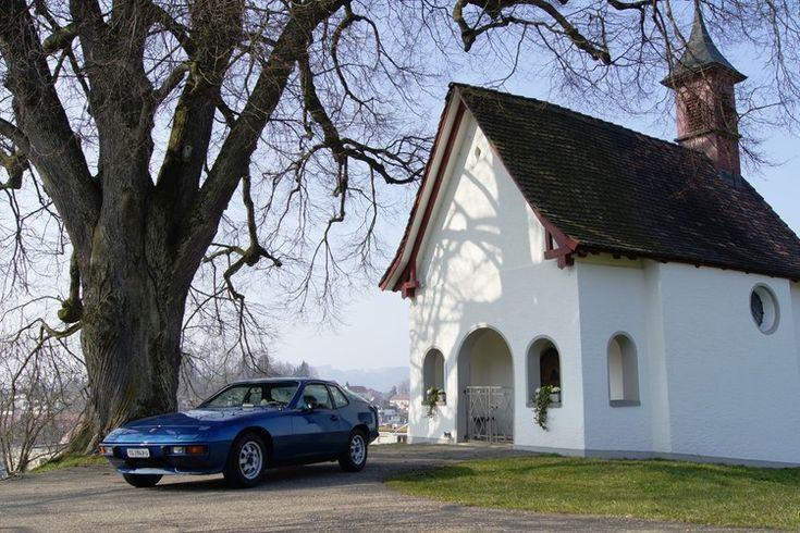 Porsche 924 Targa - jugendtraum.ch - Classic Center Niederhofer