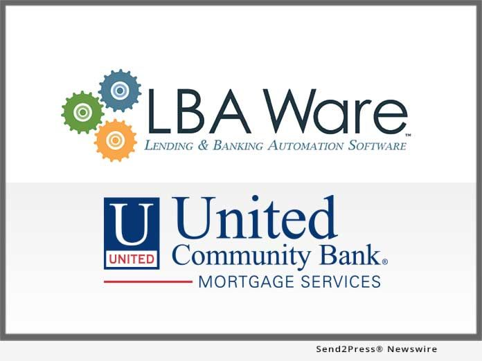 United Community Bank Picks Lba Ware S Compensafe For Efficient Flexible Automation Of Loan Originator And Processor Commissions Send2press Newswire Mortgage Loans Mortgage Loan Originator Mortgage
