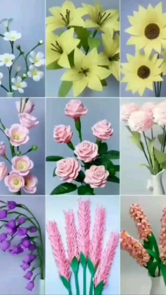 Origami, Alice, Diy, Wattpad, Paper, Handmade Paper Flowers, Crepe Paper Flowers, Popsicle Stick Crafts, Paper Crafts For Kids