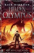 Het huis van Hades - Helden van Olympus deel 4 door Rick Riordan. Onderwerp: Fantasy / jeugd +13