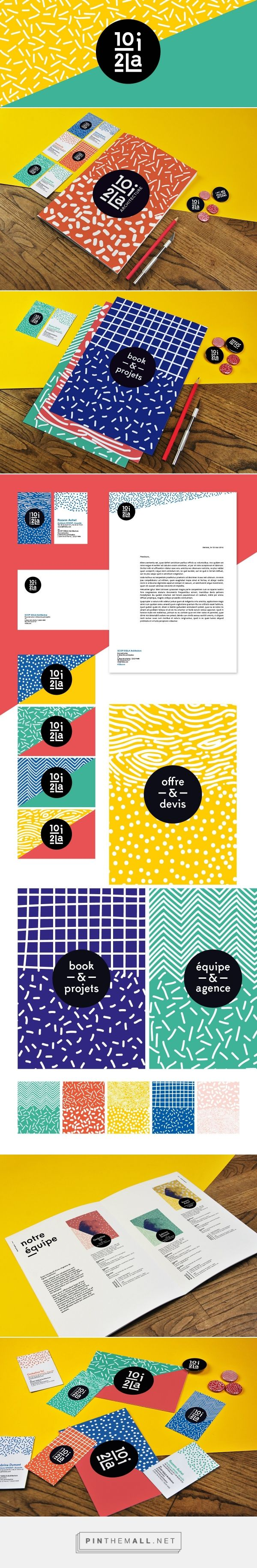 10i21LA Architecture Branding by Pollen Studio | Fivestar Branding – Design and Branding Agency & Inspiration Gallery