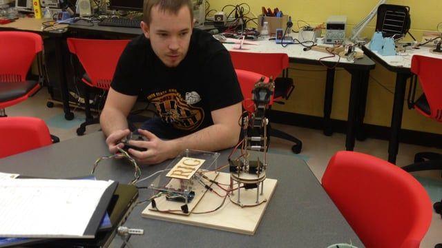Wichita State University Robotics Team: Robotic Arm