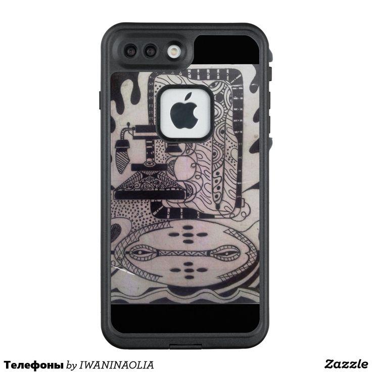 Телефоны LifeProof FRĒ iPhone 7 Plus Case