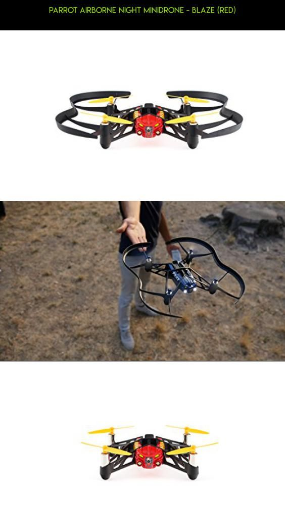 Parrot Airborne Night MiniDrone - Blaze (Red) #fpv #drone #kit #racing #parts #drone #plans #products #shopping #camera #technology #mini #gadgets #parrot #tech