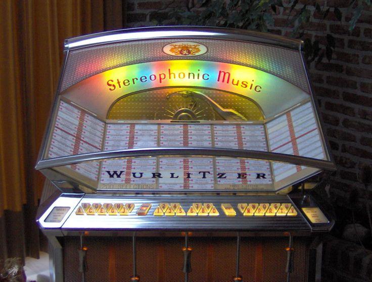 Wurlitzer 2500 (1961)