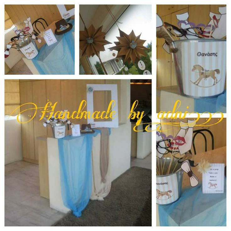 Photo booth... #handmade_by_adni