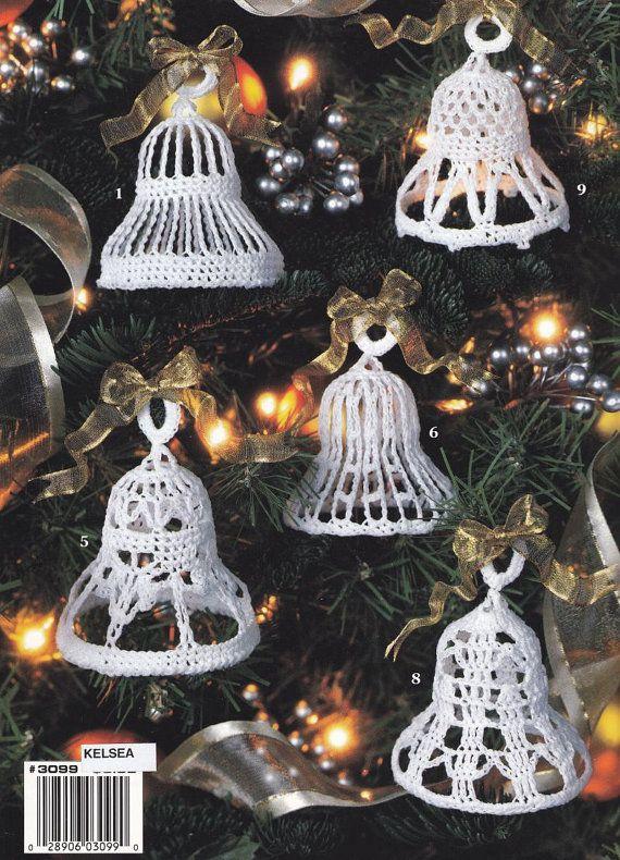 Christmas Bells Crochet ♪ ♪