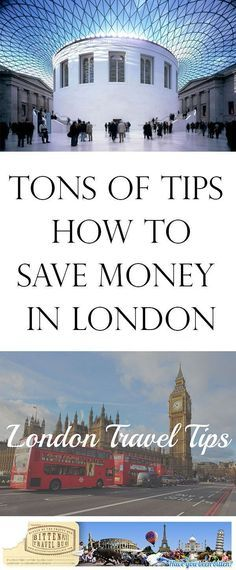 So many ideas how to save money in London! Free museums, where to stay and how to save money on public transport.
