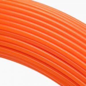 Orange Fizz (LIMITED QUANTITY!) #faberdashery #filament #pla #orange #material #3dprinting #arcasomni