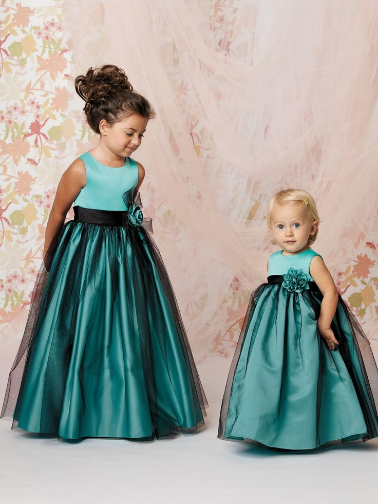 blue black tulle girl dress - Google Search