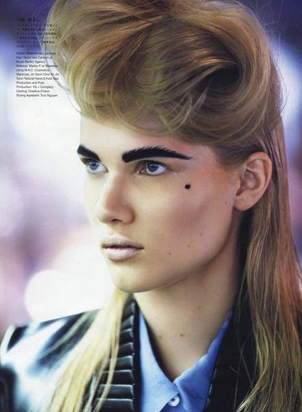 13 Best Images About Brow Down On Pinterest Models