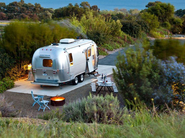 California RV campground