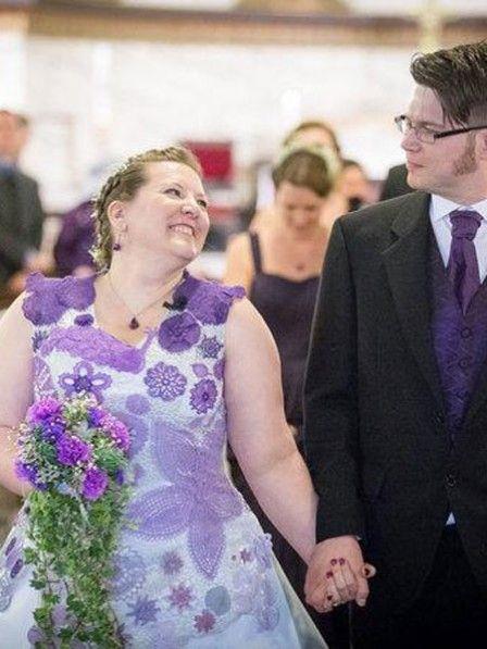 """Über 1.000 Ideen zu """"Hochzeitskleider Häkeln auf Pinterest ..."""
