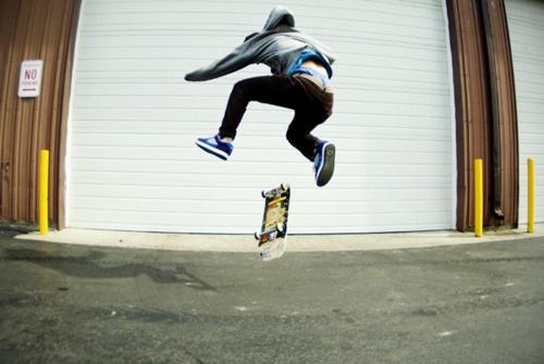 skateboarding savvy