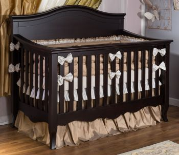Silva Furniture Sophia Convertible Crib