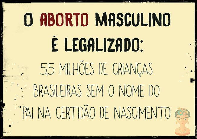Aborto Masculino