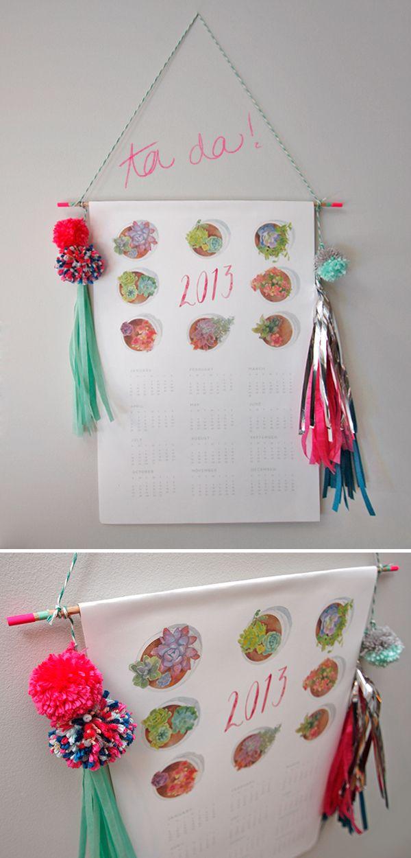 70 best calendars images on pinterest calendar calendar design do it yourself printable calendar solutioingenieria Gallery