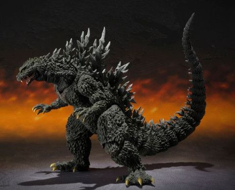 S.H. Monster Arts Godzilla 2000 Millenium Special Color Edition Action – Toyz In The Box