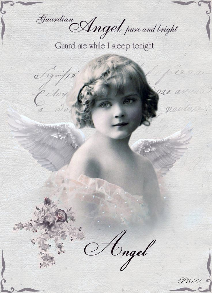 New angel Digital collage p1022 Free for personal use only <3