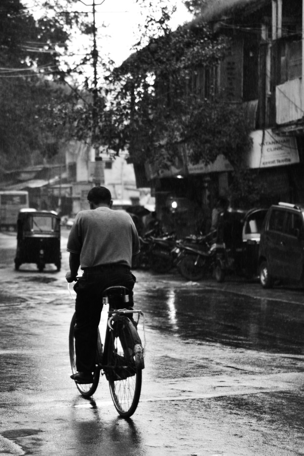 """Stole In The Street"" // Summer 2012 // Pune - INDIA by Victor Hans, via Behance"