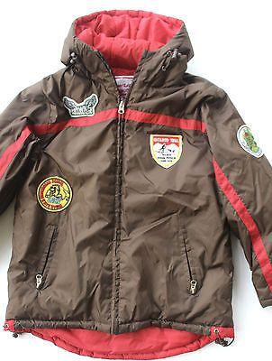 $80 NWOTMISH MISHMISH INDUSTRY Israel fashion sz 12 Hooded Jacket Puffer Coat | eBay