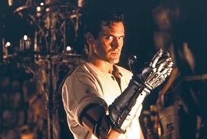 Bruce Campbell = yes