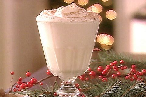 Amazingly Good Eggnog | Beautiful White Christmas | Pinterest