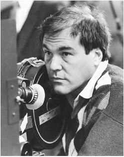 Oliver Stone.  Provocative, bombastic, and politically contrary, he's courted controversy in Midnight Express, Natural Born Killers, and JFK. Some of the most amazing and thought provoking films of all time! Imagine looking at a shelf FULL of Oscars....WOW!