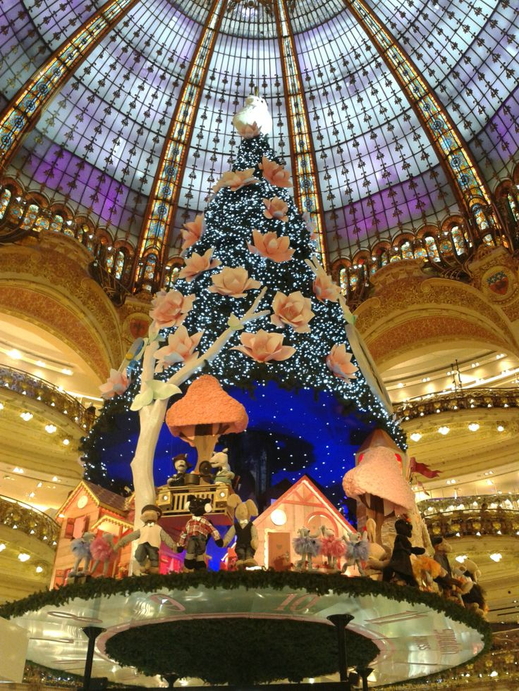 Vitrines de Noel à Paris 2013! Diy byM. Christmas in Paris ...