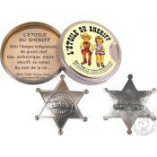 Etoile de sheriff - Marc Vidal