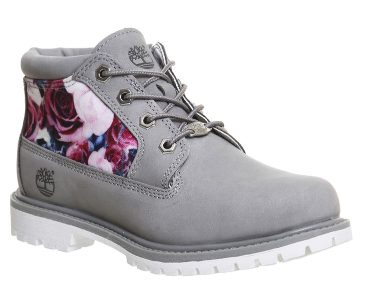 Timberland Nellie Chukka Double Waterproof Boots Floral Exclusive - Ankle Boots