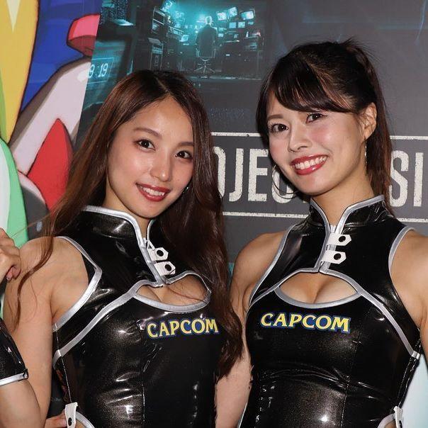 東京 ゲーム ショウ 2019 コンパニオン