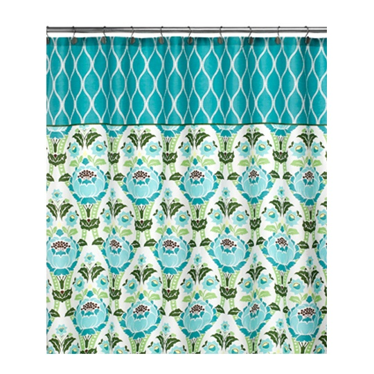 Shower Curtain Turquoise Pinterest Nest And Bath