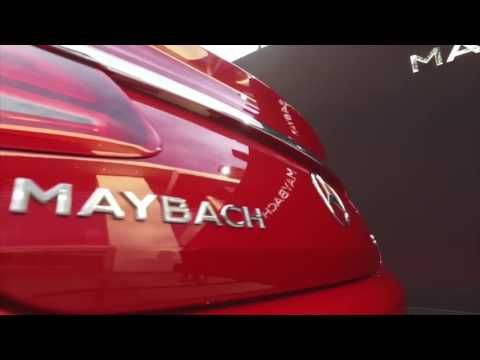 SUBSCRIBE for New Cars:  https://www.youtube.com/c/wmediatv?sub_confirmation=1  Mercedes-Benz S650 Cabriolet Maybach The first cabriolet from the Mercedes-Maybach brand celebrated its debut at the 2016 Los Angeles Auto Show and is all set to hit markets in the spring of 2017 - limited to 300 examples and with a net price tag of 300000 euros. The high-end appointments in the interior make up part of the vehicle's special characteristics. Unique features include nine additional colour concepts…
