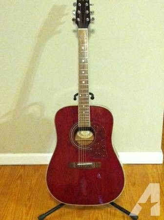 Washburn Acoustic Guitar - for Sale in Camilla, Georgia Classified | AmericanListed.com