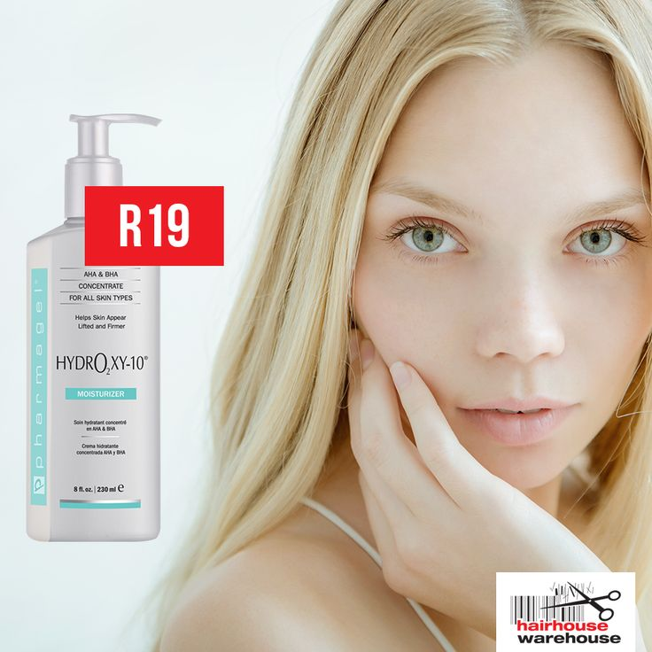 The science behind great skin isn't a secret. Pharmagel HydrO2xy-10 Face/Body Moisturizer contains stabilized oxygen to increase cellular renewal and boost the skin's ability to eliminate toxins. Get yours here: https://www.hairhousewarehouse.co.za/pharmagel-hydo2xy-10-face-body-moisturizer?utm_source=Social&utm_medium=Facebook_Paid_Post-Boost&utm_campaign=Products&utm_content=Pharmagel-Moisturiser
