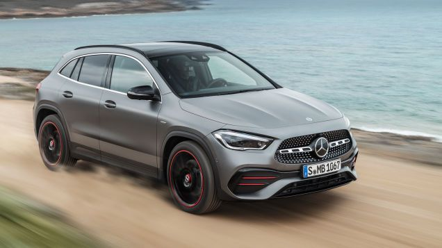 The 2021 Mercedes Benz Gla 250 Is Bigger And Has 221 Hp The Smallest Suv Offering Mercedes Benz Makes Is The Gl Mercedes Benz Gla New Mercedes Mercedes Gla