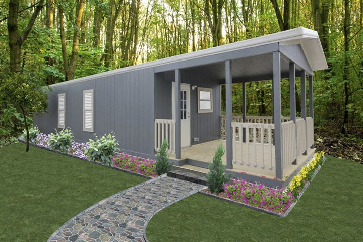 2016 Tiny House Collection Home Model 1244 11 Fla 399sq