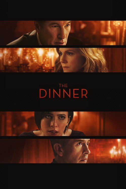 The Dinner (2017) Full Movie Streaming HD