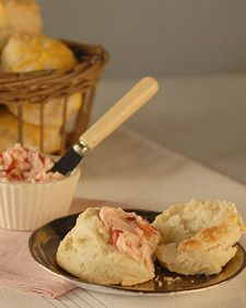 Buttermilk Biscuits, Hot Biscuits, Not Too Sweet Strawberries, Butter ...