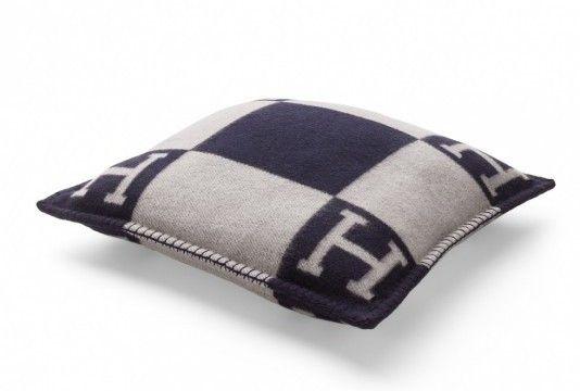 """Cushion """"AVALON"""", Hermès."""