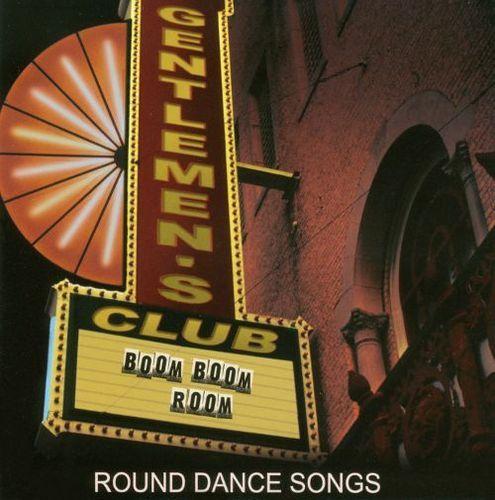 Boom Boom Room: Round Dance Songs [CD]