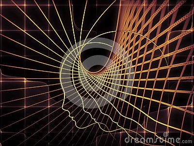 Perspectives of Soul Geometry by Agsandrew, via Dreamstime